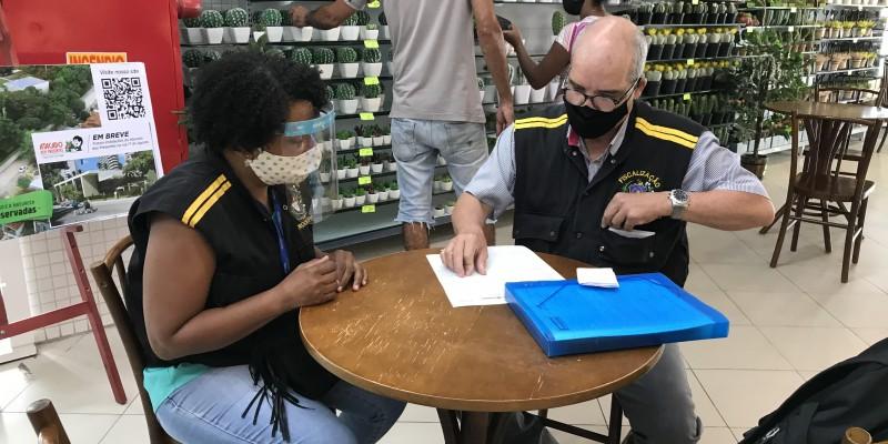 De acordo com o órgão, 25 estabelecimentos foram notificados, nos municípios de Igarassu, Paulista, Recife, Olinda e Jaboatão dos Guararapes