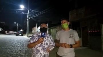 Sogro mata genro a facadas na madrugada deste sábado (26) no Bairro José Liberato