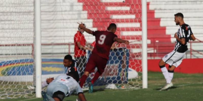 Time Alvirrubro ficou no 1x1 no amistoso contra o Treze, da Paraíba.