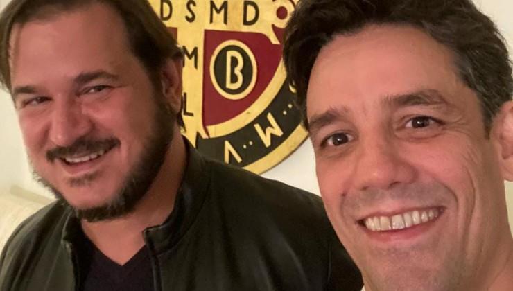 Com PSL ventilado para ocupar a vice, Antonio Rueda recebe Daniel Coelho