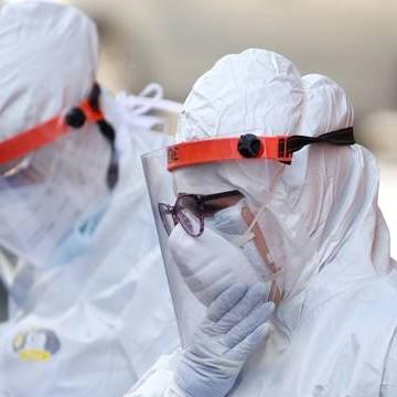 Hospitais militares começam a treinar profissionais sobre covid-19
