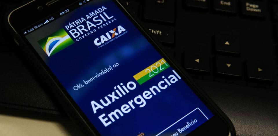 Saque do auxílio emergencial para trabalhadores nascidos em julho está disponível