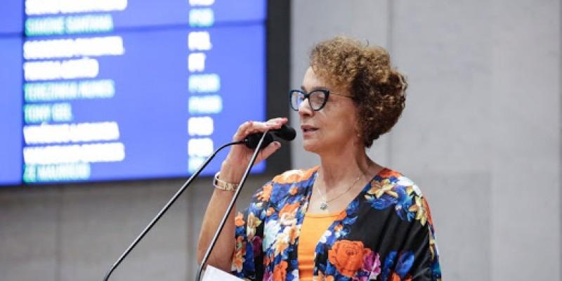A deputada destacou em entrevista à CBN Caruaru nesta quarta-feira (6), sobre sua posse, sobre o Hospital da Mulher e a relação do munícipio de Caruaru com o governo do estado