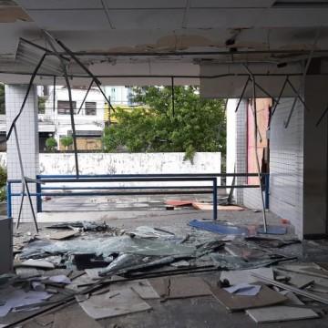 PF investiga ação de vândalos na Agência do INSS da Encruzilhada