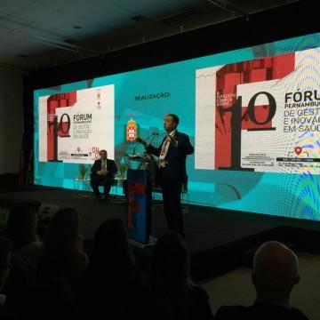 Fórum no Recife debate gestão e inovação em saúde