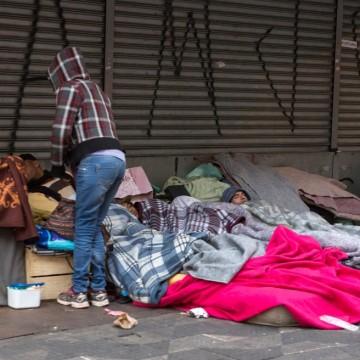 Defensoria Pública lança ação civil para pessoas em situação de rua