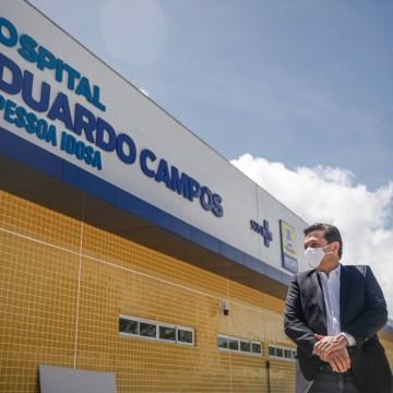 No Recife, Hospital Eduardo Campos da Pessoa Idosa deve ser entregue ainda em 2020