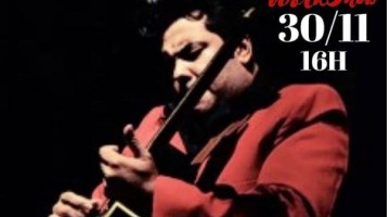 Guitarra Vintage Work Show, com Joanatan Richard. (30/11)