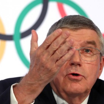 Presidente do Comitê Olímpico Internacional admite possibilidade de cancelamento das Olimpíadas em 2021