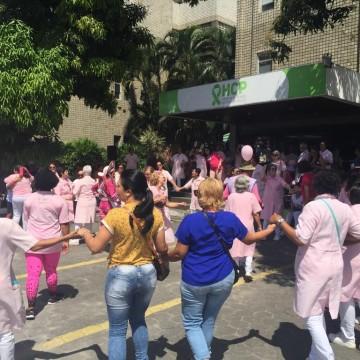 Ações do Outubro Rosa inicia o mês contra o câncer de mama