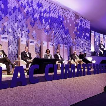 Prefeito do Recife defende atitudes concretas contra a crise climática
