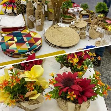 Exposição da Funase no Caruaru Shopping tem novos produtos no catálogo