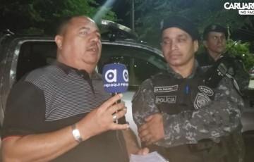 Suspeitos de roubar alimentos e materiais de escola em Caruaru são presos pela Polícia Militar