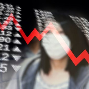 Pandemia deteriora mercado financeiro em março