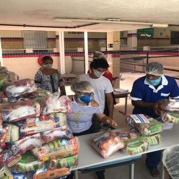 Olinda entrega segundo lote do Kit de Alimentação Emergencial nesta semana