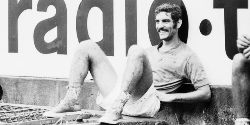 Jogador foi tricampeão paulista com o Peixe de 1967 a 1969
