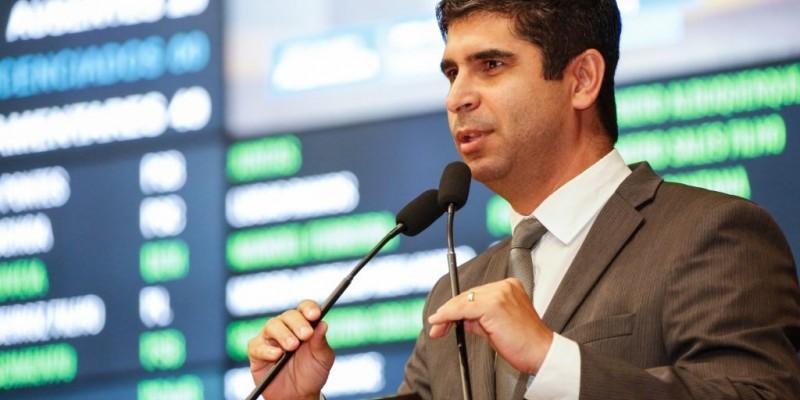 O programa contou com a participação do Deputado Erick Lessa