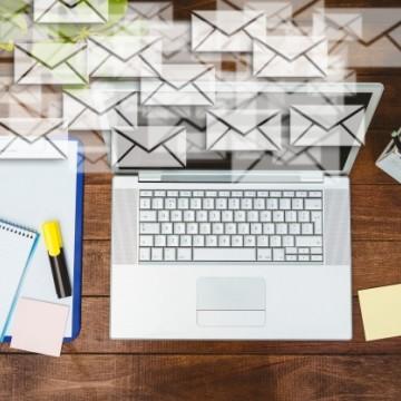Uso de e-mail segue em alta  impondo às empresas automação de processos