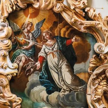 Igreja de Nossa Senhora da Conceição dos Militares  – A Arte da Imagem