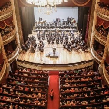 Música Erudita de Graça no Teatro Santa Isabel