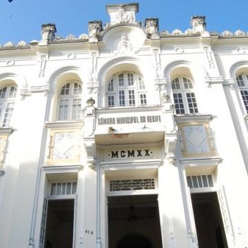 Câmara de Vereadores do Recife fecha sede e estuda sessões virtuais