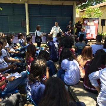 Caravana leva memória e cultura de Pernambuco para estudantes