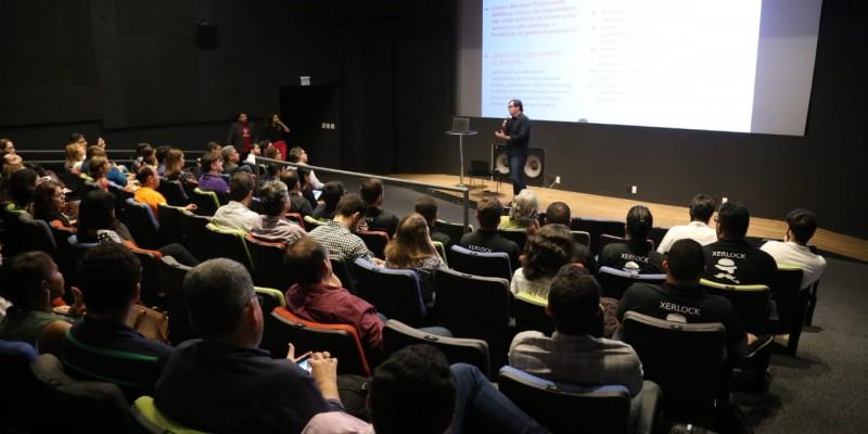 A apresentação dos protótipos foi realizada durante um evento na sede do Porto Digital, no Recife