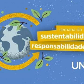 """Semana de Sustentabilidade e Responsabilidade Social debaterá """"Mudanças Climáticas"""""""