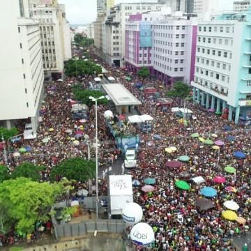 Juizado do Folião atende ocorrências durante o Carnaval do Recife