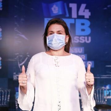 Convenção oficializa professora Elcione Ramos na disputa pela prefeitura de Igarassu