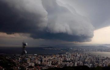 Santa Catarina será atingida por novo ciclone