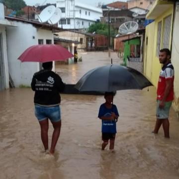 Novo Jeito arrecada donativos para cidades atingidas pelas chuvas