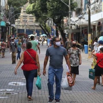 Volume de vendas do comércio varejista de Pernambuco registrou alta em maio