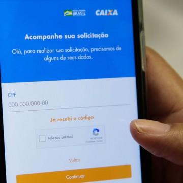 Caixa credita auxílio emergencial em contas dos nascidos em fevereiro
