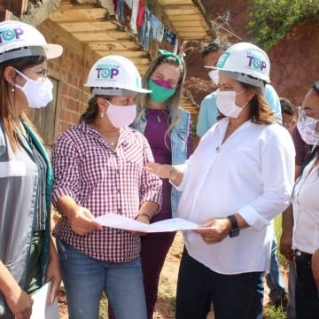 Programa Ipojuca é TOP realiza sonho de moradores das áreas de risco