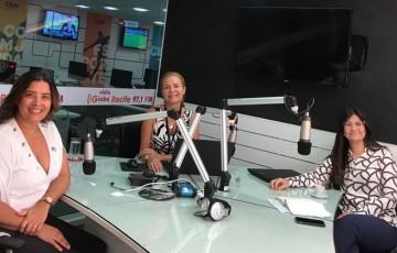 Podcast Mulheres de Atitude traz o olhar feminino sobre economia e negócios