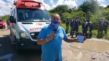 Homem é assassinado próximo a Vila Campo Novo