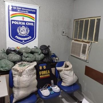 Operação Independência desarticula organização criminosa por comercialização de drogas no Estado