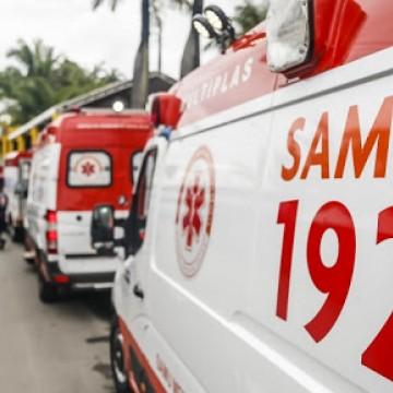 Lei determina grupo prioritário para atendimento móvel de urgência durante pandemia