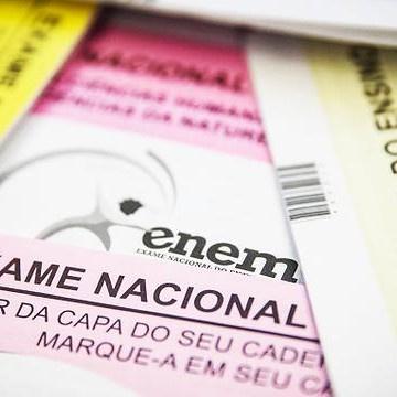 Data do Enem é mantida e inscrições para o exame estão abertas