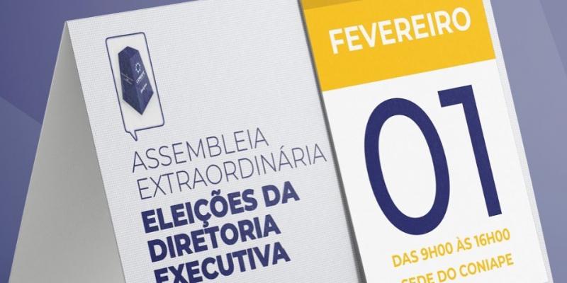 A eleição será presencial mas a entidade garante que serão seguidas as exigências sanitárias