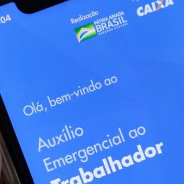 Auxílio emergencial foi pago para 2,5  milhões de pessoas nesta quinta (09)