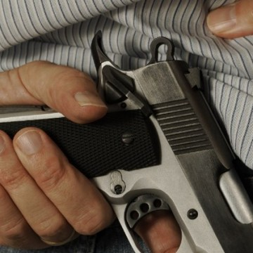 Polícia investiga desaparecimento de armas de fogo