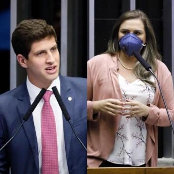 Fragmentação da oposição fortalece os nomes de João Campos e Marília Arraes para as eleições