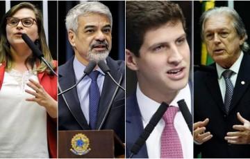 Humberto reage a convite de Marília, João se firma no páreo e PSL pode engrossar fileira das Oposições no Recife