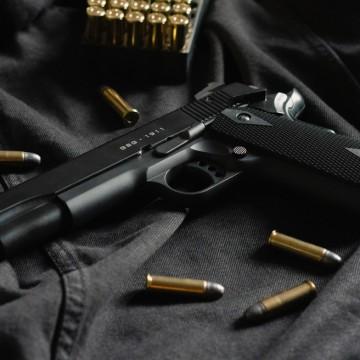 RMR registra 134 disparos de arma de fogo durante o mês de novembro