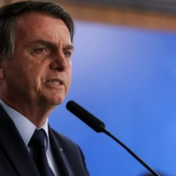 Bolsonaro pede para eleitores não votarem em quem usar o Fundão