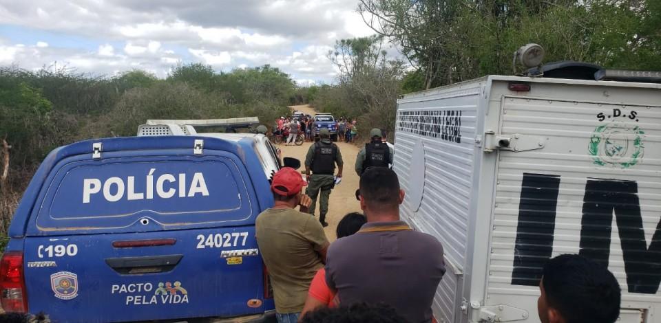 Homem é assassinado no Sítio Cachoeira de Tabocas, em Caruaru