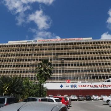 Hospital da Restauração sofre com superlotação