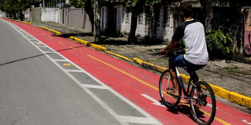 Os novos equipamentos fazem parte dos 10km anunciados pela prefeitura no mês de maio